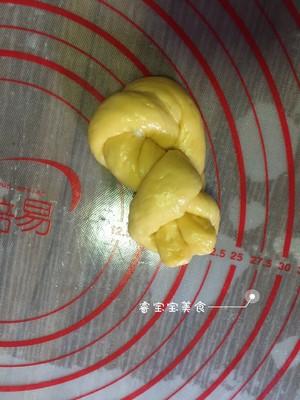 南瓜老面包的做法 步骤10