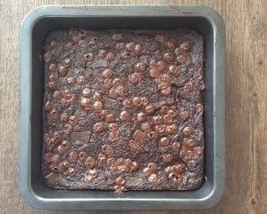 【健康甜品】全素无面粉布朗尼的做法 步骤4