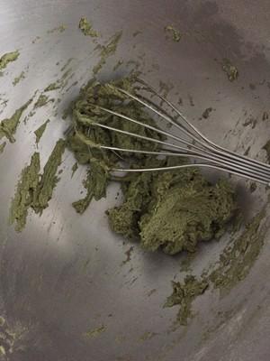 淡抹茶酸奶戚风的做法 步骤1