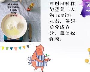 玫瑰紫/麻薯面包的做法 步骤5