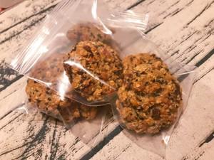 黑芝麻燕麦小饼干(无油无糖)的做法 步骤6