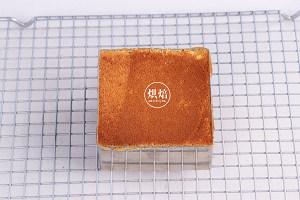 仿火遍台湾不二家的芋头蛋糕(杏仁粉版)的做法 步骤10