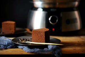 细腻不上火的巧克力蒸蛋糕的做法 步骤11