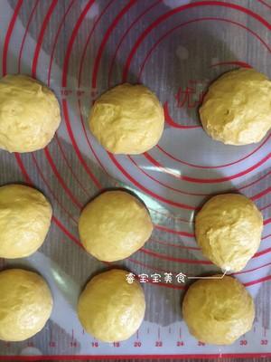 南瓜老面包的做法 步骤5