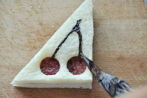 樱桃 吐司的做法 步骤10