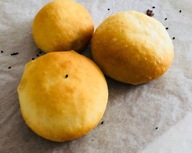 无油无糖宝贝红豆面包(自制豆沙馅)的做法