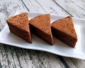 蒸蛋糕(可可味)的做法 步骤9