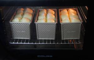 皇冠吐司-卡士CO-960m的做法 步骤21