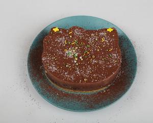 巧克力慕斯蛋糕(南西烘焙)的做法 步骤14
