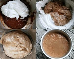 蒸蛋糕(可可味)的做法 步骤5