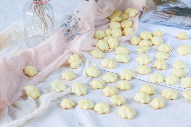 宝宝蛋香饼干的做法