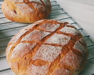 蜜蜜情人(法式面包)的做法 步骤6