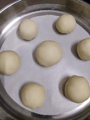 简单美味的炼奶紫薯包的做法 步骤5