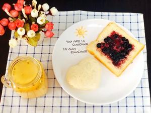 松软酸奶吐司的做法 步骤7