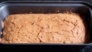 甜中微咸的精品,葱油磅蛋糕的做法 步骤8