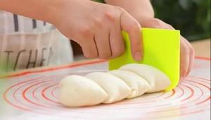 三色千层糕  宝宝辅食食谱的做法 步骤11