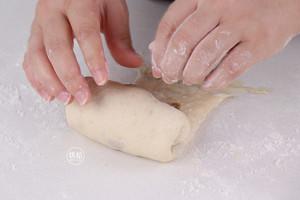 枫糖燕麦吐司,健康且好评率超高的方子的做法 步骤7