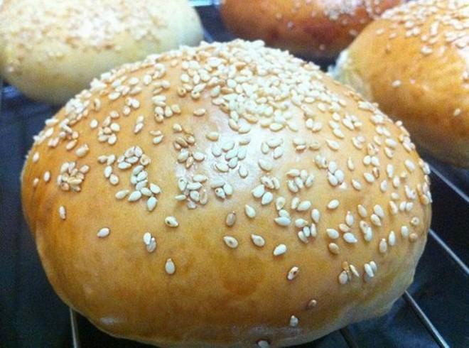 汉堡胚  制作方法