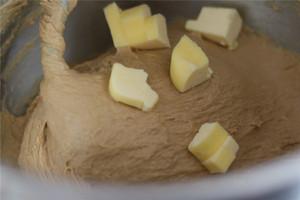 咖啡奶酥软欧的做法 步骤6