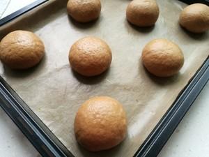 巧克力椰蓉面包(45升烤箱记录)的做法 步骤5