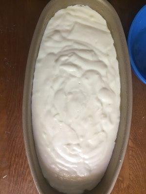 舒芙蕾芝士蛋糕  制作方法