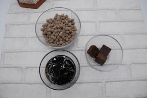 黑糖珍珠爆浆蛋糕的做法 步骤3