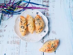 芒果酥【蛋挞皮版】的做法 步骤8
