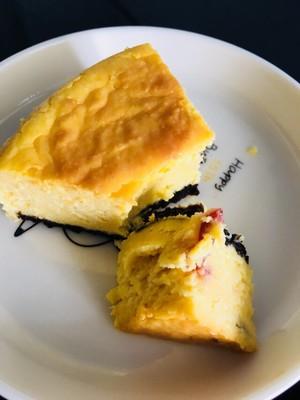 南瓜蔓越莓奶酪蛋糕的做法 步骤27