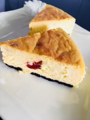 南瓜蔓越莓奶酪蛋糕的做法 步骤20