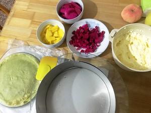 抹茶千层蛋糕的做法 步骤5