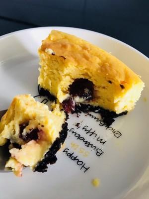 南瓜蔓越莓奶酪蛋糕的做法 步骤29