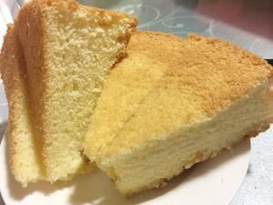 8寸圆模海绵蛋糕的做法 步骤7