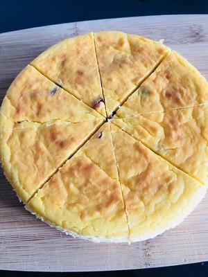 南瓜蔓越莓奶酪蛋糕的做法 步骤16
