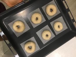 蜂蜜全麥貝果的做法 步骤8