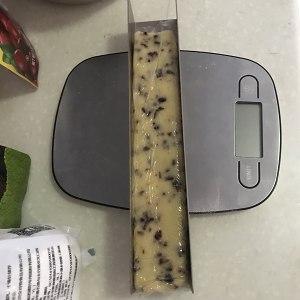 低糖双拼蔓越莓饼干的做法 步骤4