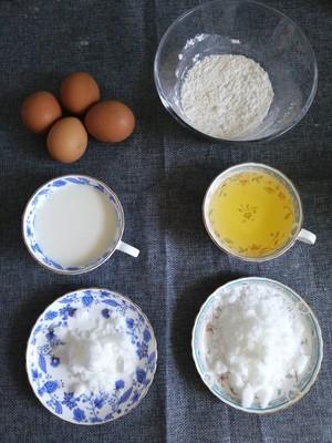 蛋糕卷的做法 步骤1