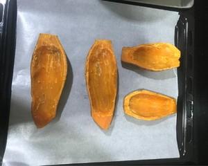 芝士焗番薯的做法 步骤1