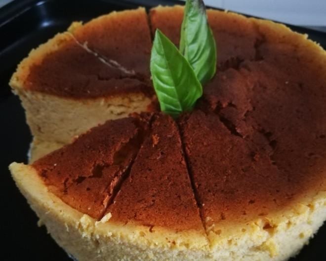 芒果轻乳酪蛋糕的做法