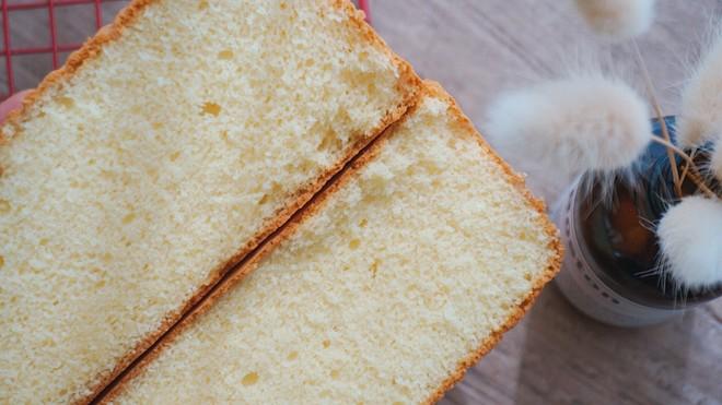 分蛋海绵蛋糕(北鼎食谱)的做法
