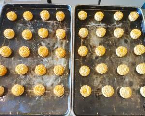 广式月饼-蛋黄莲蓉月饼的做法 步骤11