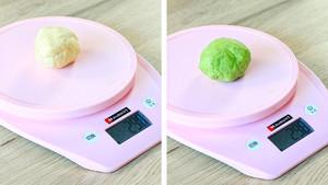 菠菜/牛奶小餐包 制作方法