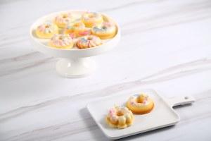 大理石甜甜圈的做法 步骤1