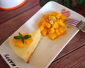 芒果芝士慕斯蛋糕的做法 步骤14