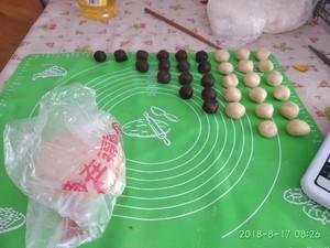 红豆酥的做法 步骤2