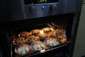 香软可口的花式豆沙面包的做法 步骤5