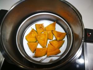 南瓜吐司的做法 步骤3