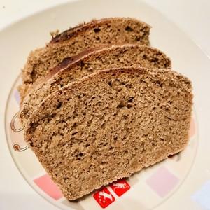 黑麦面包迷你烤箱版 减脂必备的做法 步骤5