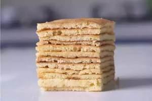 蜂蜜千层蛋糕的做法 步骤12