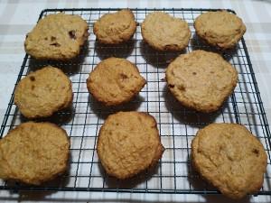 椰蓉香蕉饼干的做法 步骤2