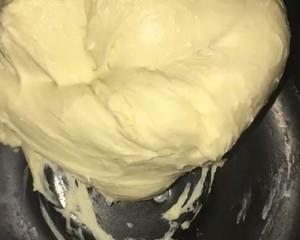 浓郁奶香土司(和面机版)的做法 步骤2